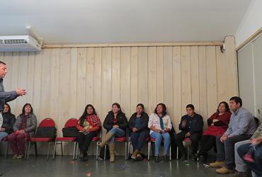 Agricultores de La Araucanía finalizan con éxito formación en Gestión de Negocios Innovadores