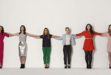 Tres mujeres llenas de éxito y compromiso