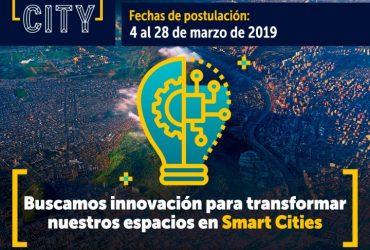 Llaman a presentar soluciones innovadoras para desarrollar smart cities del futuro